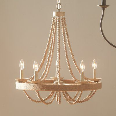Duron 5-Light Empire Chandelier | AllModern | Candle style .