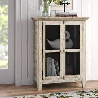 Eau Claire 6 Door Accent Cabinet & Reviews | Birch Lane | Wood .