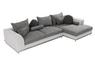 Hanna Sectional Sofa w/Left Chaise | El Dorado Furnitu