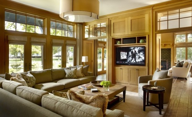 20 Elegant and Functional Living Room Design Ideas with Sectional .