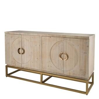 Elyza Credenza | Sideboard, Furniture, Reclaimed wood shelv
