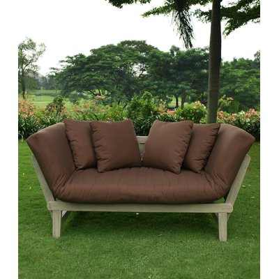 Beachcrest Home Englewood Loveseat with Cushions in 2020 | Love .