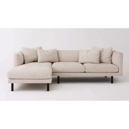 2 Piece Sectional Sofa With Chaise Fabric Replay Eq3 available at .