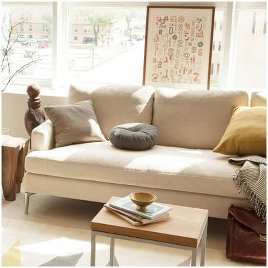 EQ3 Eve Sofa | Modern sectional, Modular sectional sofa, So