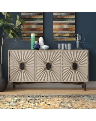 BIG Deal on Errol Media Credenza Bloomsbury Mark