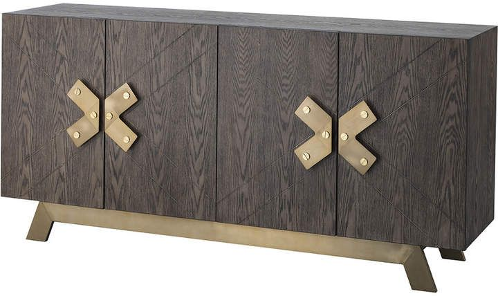 Coast To Coast Vista Four Door Media Credenza | Products en 2019 .