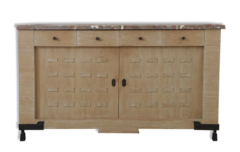 Etienne Kohlmann, Exceptional Sideboard For Sale at 1stDi