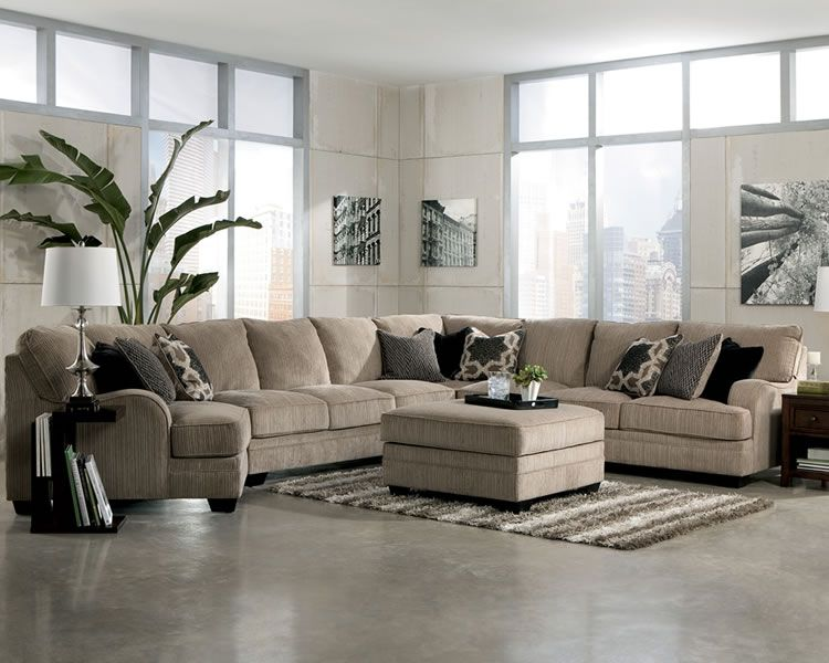 Modular Corduroy Furniture for Living Room Space | Cheap living .