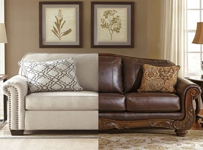 Leather Vs.Fabric Sofa: Comparing Ease Of Maintenance - Guardian .