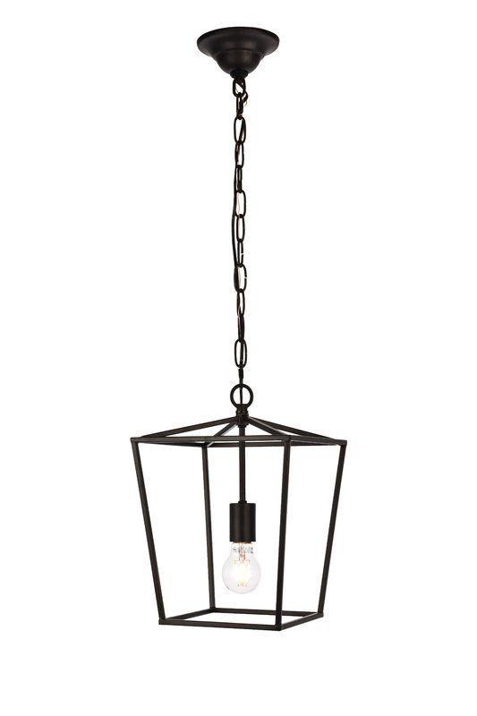 Daphne 1-Light Pendant | Kitchen in 2019 | Lighting, Pendant light .