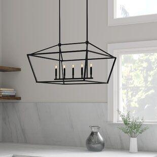 Finnick 3 Light Lantern Pendants
