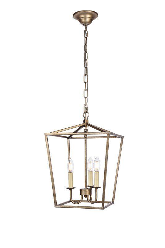 Finnick 3 - Light Lantern Geometric Pendant | Pendant light .