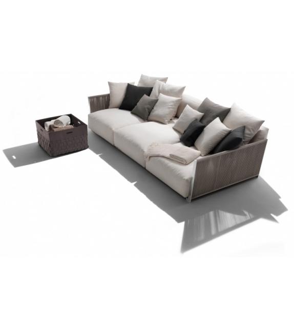 Vulcano Flexform Outdoor Sofa - Milia Sh