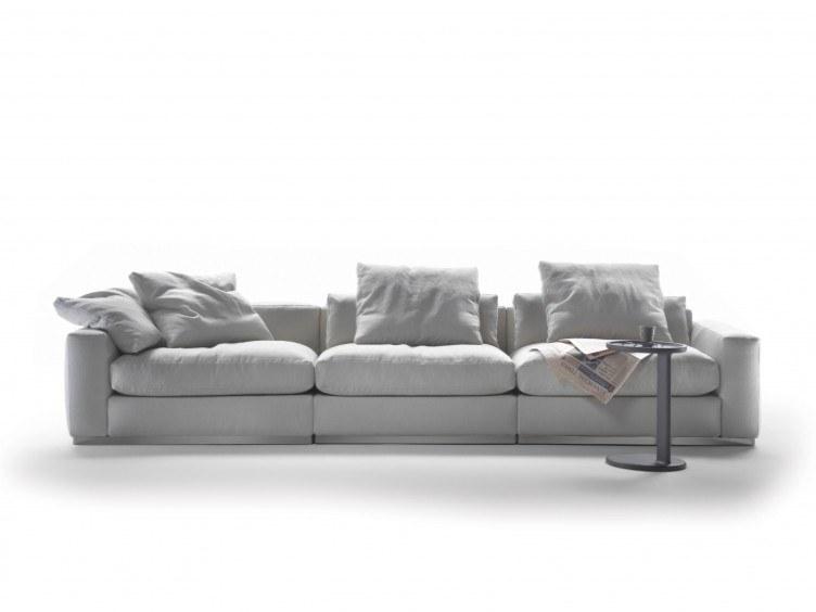 BEAUTY | 3 seater sofa By Flexform design Antonio Citter