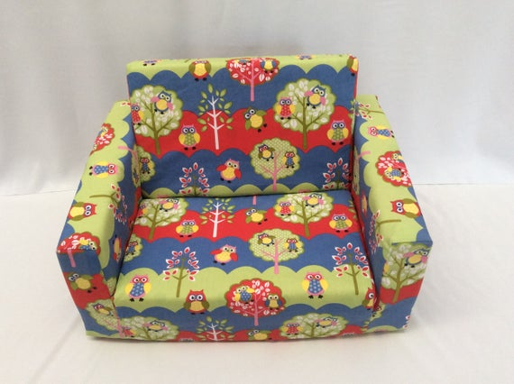 Flip Out Sofa Cover Kids Couch Cover Folding Day Bed Cover | Et