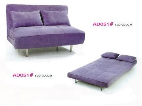 Folding sofa bed, with the fold-out sofa mattress (AD051), Flip .