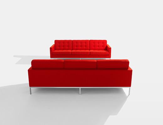 Florence Knoll™ Sofa and Settee | Kno