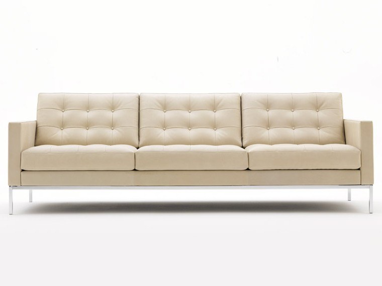 FLORENCE KNOLL RELAX | Tufted sofa By KNO