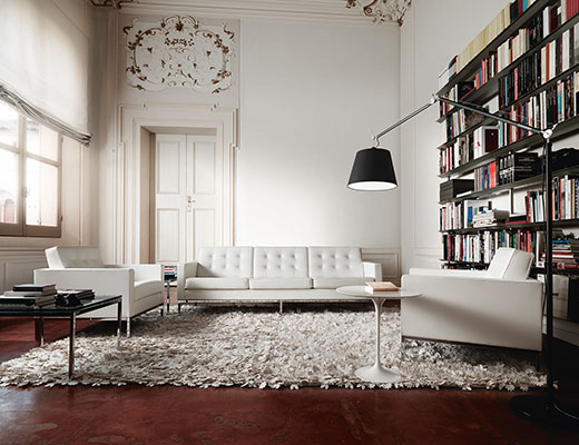 Florence Knoll™ Lounge Chair | Kno