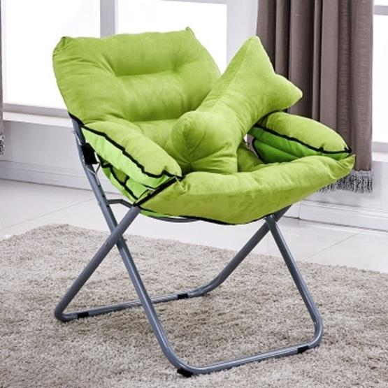 Creative Lazy Folding Sofa Living Room Single Sofa Chair Tatami .