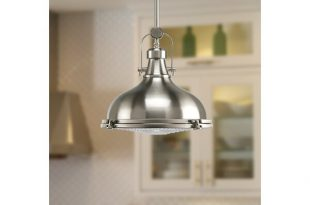 Laurel Foundry Modern Farmhouse Freeda 1 - Light Single Dome .