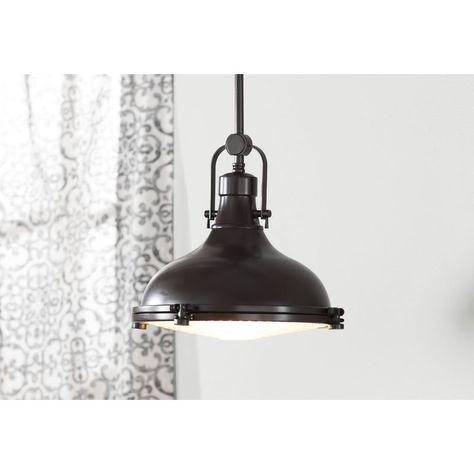 Freeda 1 - Light Single Dome Pendant (With images) | Dome lighting .