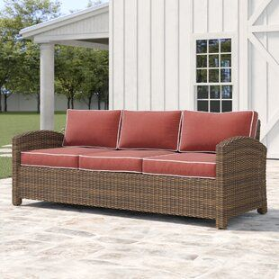 Sol 72 Outdoor Freeport Patio Daybed with Cushion | Wayfair .