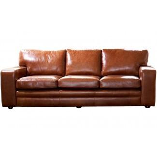50+ Full Grain Leather Sofa You'll Love in 2020 - Visual Hu