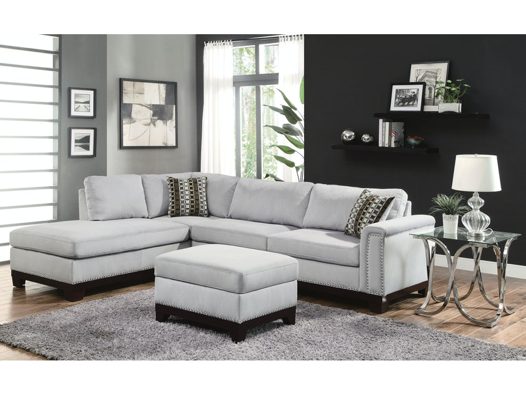 Coaster Living Room Sectional 503615 - Furniture Kingdom .