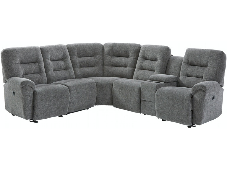 Best Home Furnishings Living Room Sectional M730RW - Furniture .