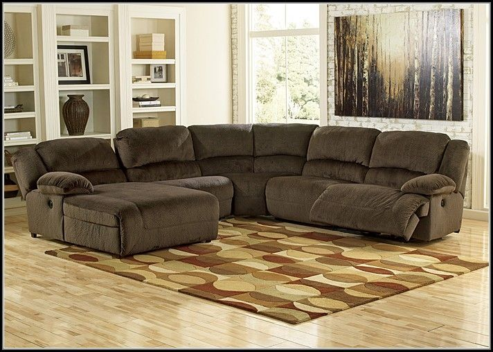 Sectional Sofa With Recliner And Chaise Lounge | Sectional sofa .