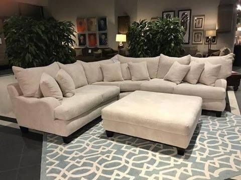 The Primo Stone Sectional from Gallery Furniture is chic and .