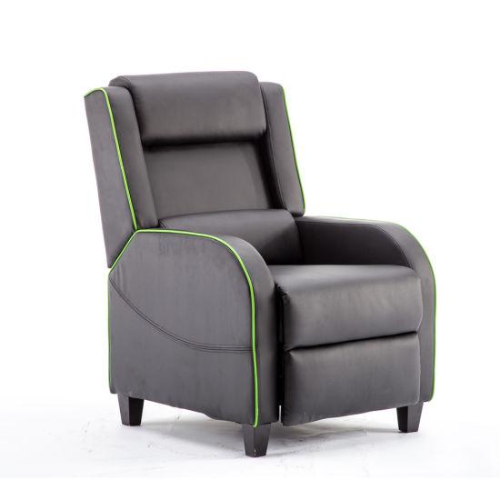 China (KEVIN) Gaming Recliner Chair Single Living Room Sofa .