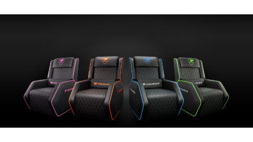 Cougar Releases Ranger Gaming Sofa - Industry News - Overclockers Cl