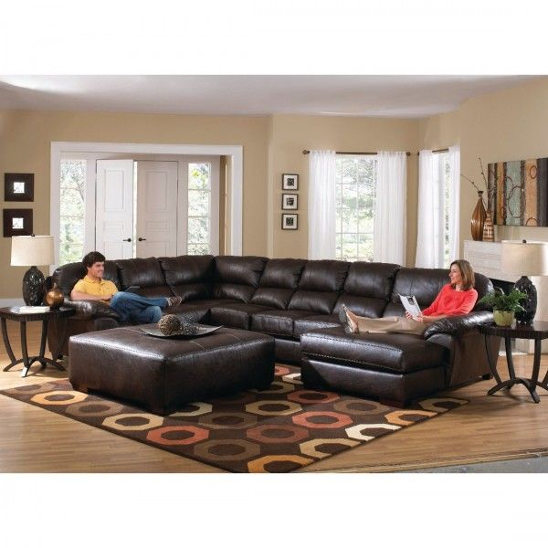 Lawson Sectional - RSF Chaise, LSF Sectional, & Armless Sofa .