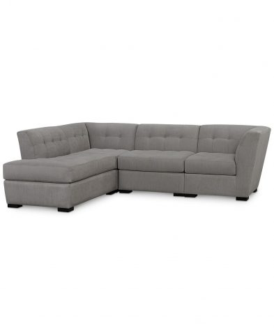 Looks for Less: Grey Modular Sectional – Gardner-White Bl