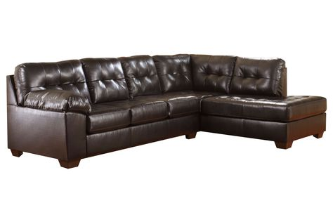 Alliston Sectional in 2020 | Sofa, Furniture, Leather section