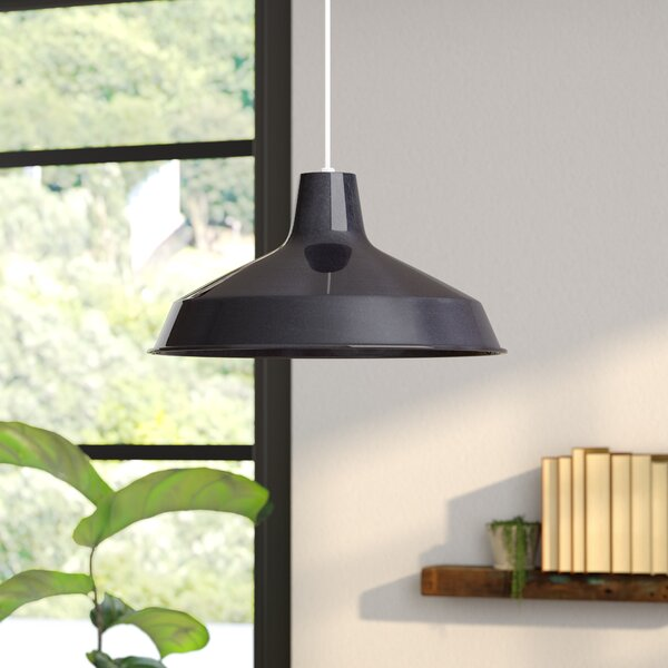 Orren Ellis Gattis 1-Light Dome Pendant & Reviews | Wayfa