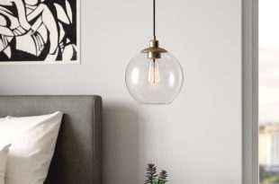 You'll love the Gehry 1-Light Glass Pendant at Birch Lane - With .