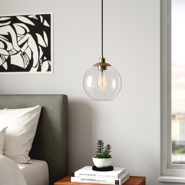 Gehry 1 Light Single Globe Pendants
