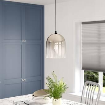 Ebern Designs Mccue 1 - Light Single Bell Pendant & Reviews | Wayfa