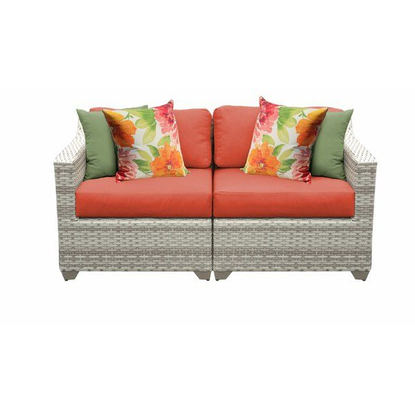 Top 20 of Falmouth Patio Daybeds with Cushio