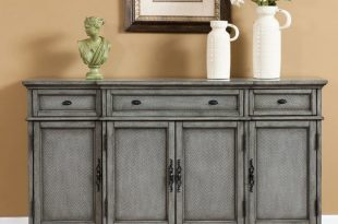 Giulia 3 Drawer Credenza | Sideboard buffet, Decor, Dining furnitu