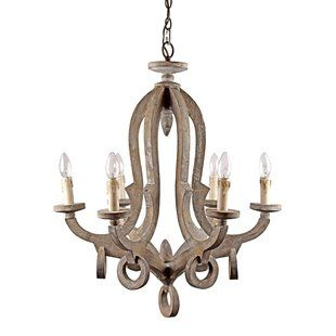 Laurel Foundry Modern Farmhouse Giverny 9-Light Candle-Style .