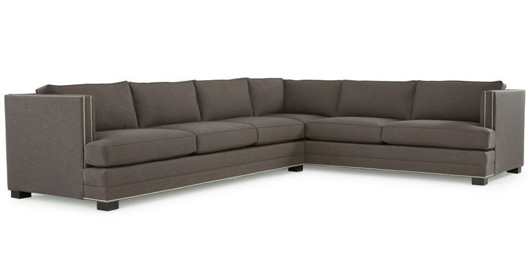 Keaton Sectional // Mitchell Gold + Bob Williams | Sectional .