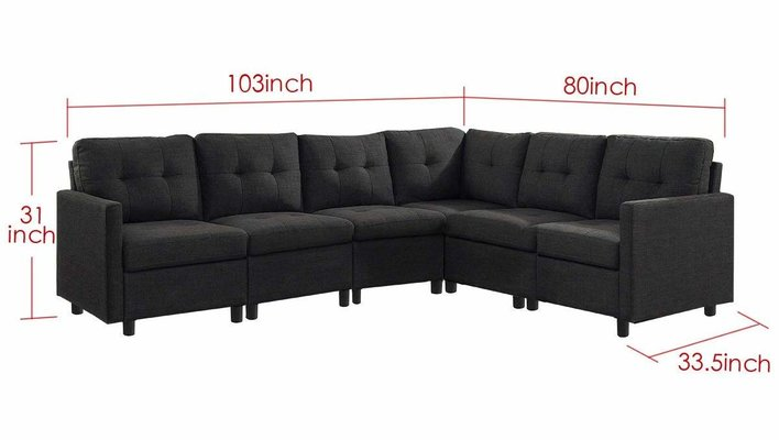 Best Sectional Sofas Reviews 2020 [Durable & Comfortabl