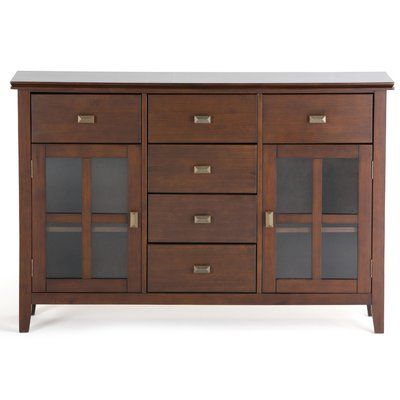 Simpli Home Artisan Sideboard | Wayfair | Contemporary buffets and .