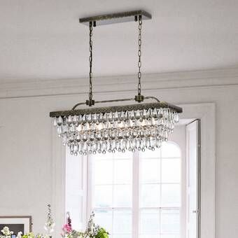 Gracelyn 8-Light Kitchen Island Pendant & Reviews | Joss & Main .