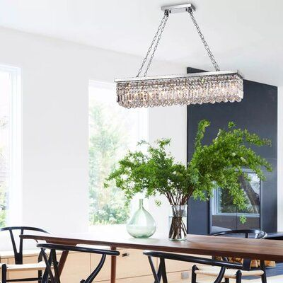 Gracelyn 8-Light Kitchen Island Pendant | Joss & Main | Kitchen .
