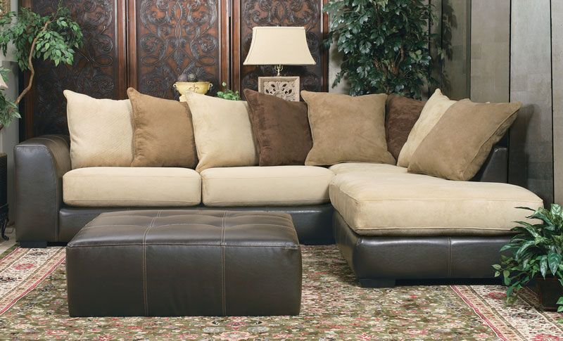 2-Piece Sectional Sofa - Grand Home Furnishings | K217 I've always .